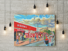 griffin park  gtm canvas a2 size